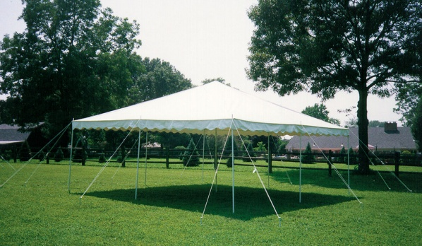 20 x 20 Canopy & 20 x 20 Canopy - Party Rental CA
