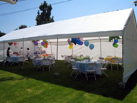 & Canopies - Party Rental CA