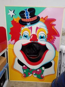 Big Mouth Clown