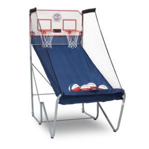 Double Shot Basketball Hoop