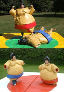 Sumo Suit Package